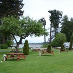 RV Parking and Camp Grounds, Parksville, Vancouver Island, BC